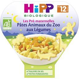Les Pré-Maternelles - Pâtes animaux légumes BIO, dès...