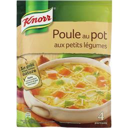 Knorr Knorr Soupe poule au pot aux petits légumes le sachet de 72 g