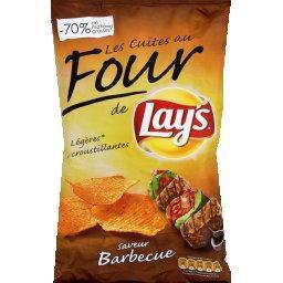 Chips saveur barbecue - Les Cuites au Four