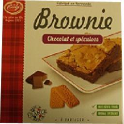 Forchy Brownie chocolat et spéculoos La boite de 285gr