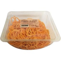 Spaghetti de patate douce