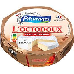 Fromage L'Octodoux doux et fondant