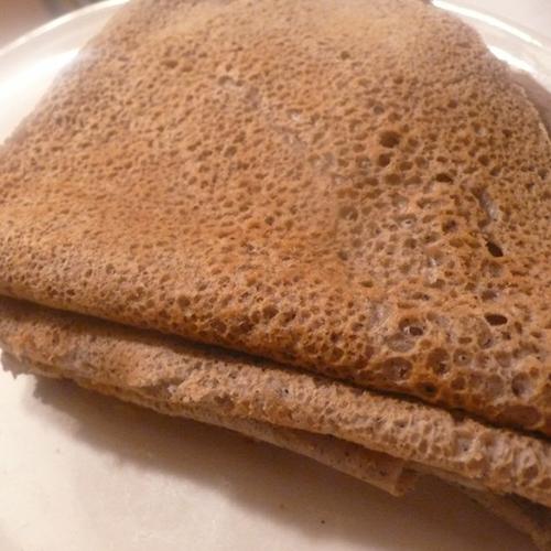 Crêpes de blé noir (ou galettes)