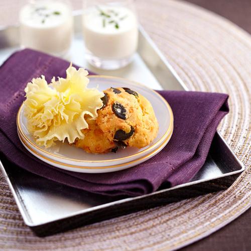 Cookies à la Tête de Moine AOC