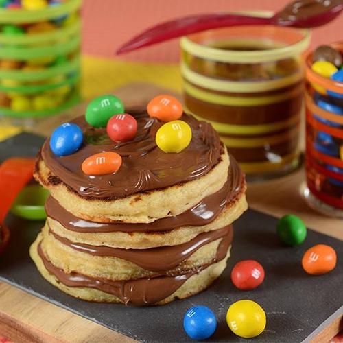 Gâteau de pancakes