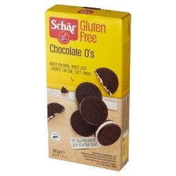 Chocolate O's Bezglutenowe herbatniki kakaowe z mlec...