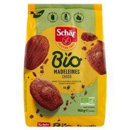 Bio Bezglutenowe ekologiczne babeczki z czekoladą 150 g (5 x 30g)