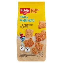 Milly Friends Herbatniki bezglutenowe  (31 sztuk)
