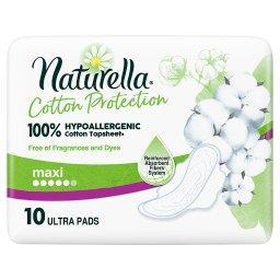 Cotton Protection Ultra Maxi Podpaski ze skrzydełkam...