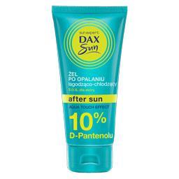 Dax Sun Żel łagodząco-chłodzący po opalaniu 10% D-Pa...