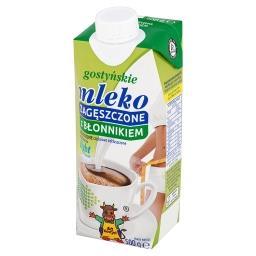 Gostyńskie mleko zagęszczone z błonnikiem light