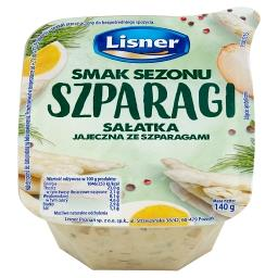 Smak Sezonu Sałatka jajeczna ze szparagami