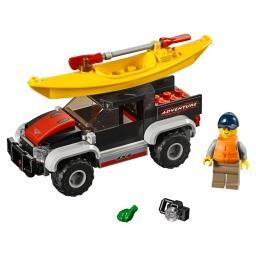 City Great Vehicles Przygoda w kajaku 60240
