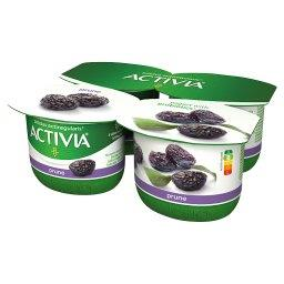 Jogurt suszona śliwka 480 g (4 x )