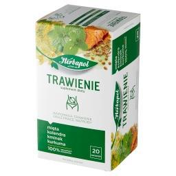 Trawienie Suplement diety herbatka ziołowa 40 g (20 ...