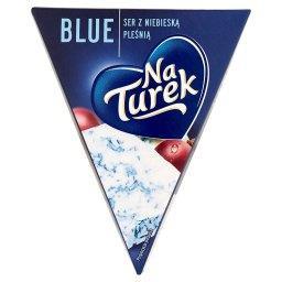 Blue Ser z niebieską pleśnią