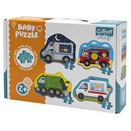 Puzzle baby mix wzorów
