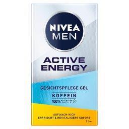 MEN Active Energy Odświeżający żel do twarzy