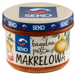 Pasta makrelowa łagodna 190 g