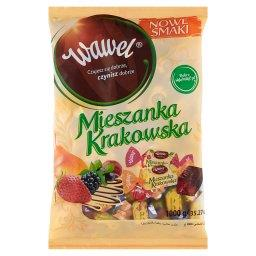 Mieszanka Krakowska Nowe smaki Galaretki w czekoladzie