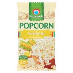 Popcorn do mikrofali maślany