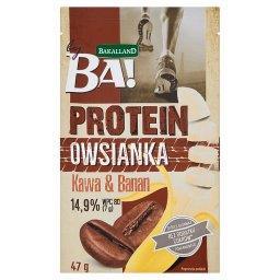 Ba! Protein Owsianka kawa & banan 47 g