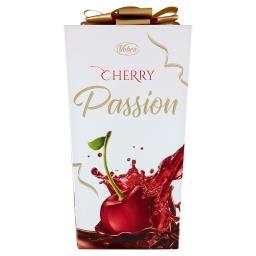 Cherry Passion Czekoladki nadziewane wiśnią w alkoholu