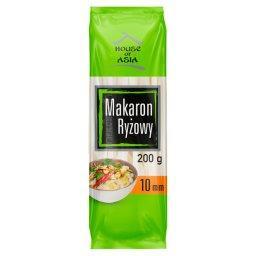 Bezglutenowy makaron ryżowy 10 mm