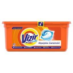 Alpine Fresh Kapsułki do prania, działanie Allin1, 2...