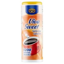 Viva Sweet Słodzik stołowy w tabletkach  (1200 sztuk...