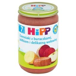 BIO Dla Małych Smakoszy Ziemniaki z buraczkami jabłk...