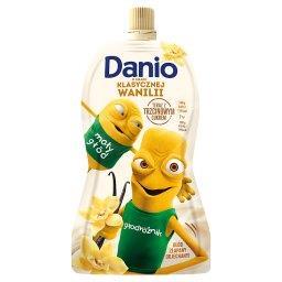 Danio Serek homogenizowany o smaku waniliowym