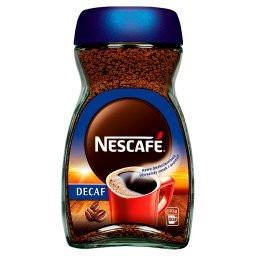 Decaf Bezkofeinowa kawa rozpuszczalna
