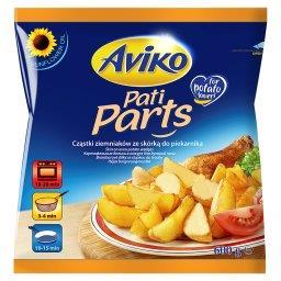 Pati Parts Cząstki ziemniaków ze skórką do piekarnika