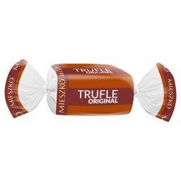 Trufle Oryginalne Produkt w czekoladzie z rumem