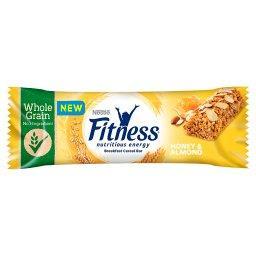 Fitness Honey & Almond Batonik zbożowy