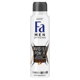 Men Xtreme Invisible Power Antyperspirant