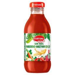 WW+ Sok 100% pomidorowo-warzywny + żeń-szeń