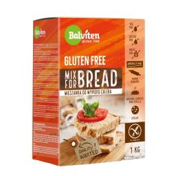 Mieszanka bezglutenowa do wypieku chleba 1kg