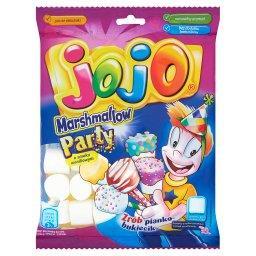 Marshmallow Party Pianki o smaku waniliowym