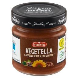 Vegetella Kakaowy krem słonecznikowy 160 g