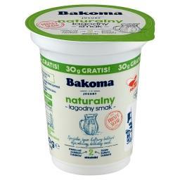 Jogurt naturalny łagodny smak