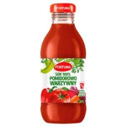 Sok 100% pomidorowo warzywny