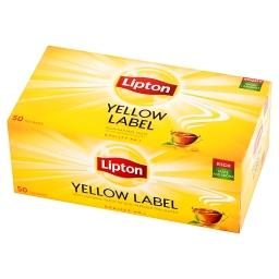 Yellow Label Herbata czarna  (50 torebek)