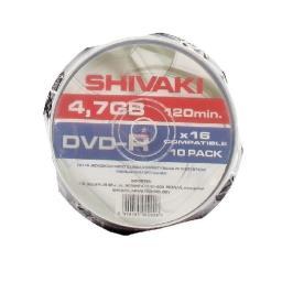 Płyta DVD-R, 10szt