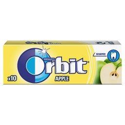 Apple Guma do żucia bez cukru  (10 drażetek)