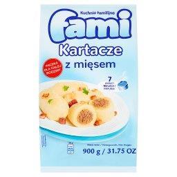 Kuchnia lijna Kartacze z mięsem