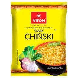 Zupa błyskawiczna smak chiński