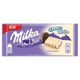 Biała czekolada Oreo White