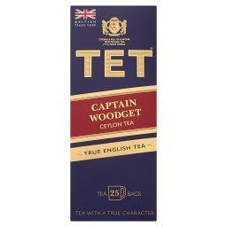 Captain Woodget Herbata czarna 50 g (25 torebek)